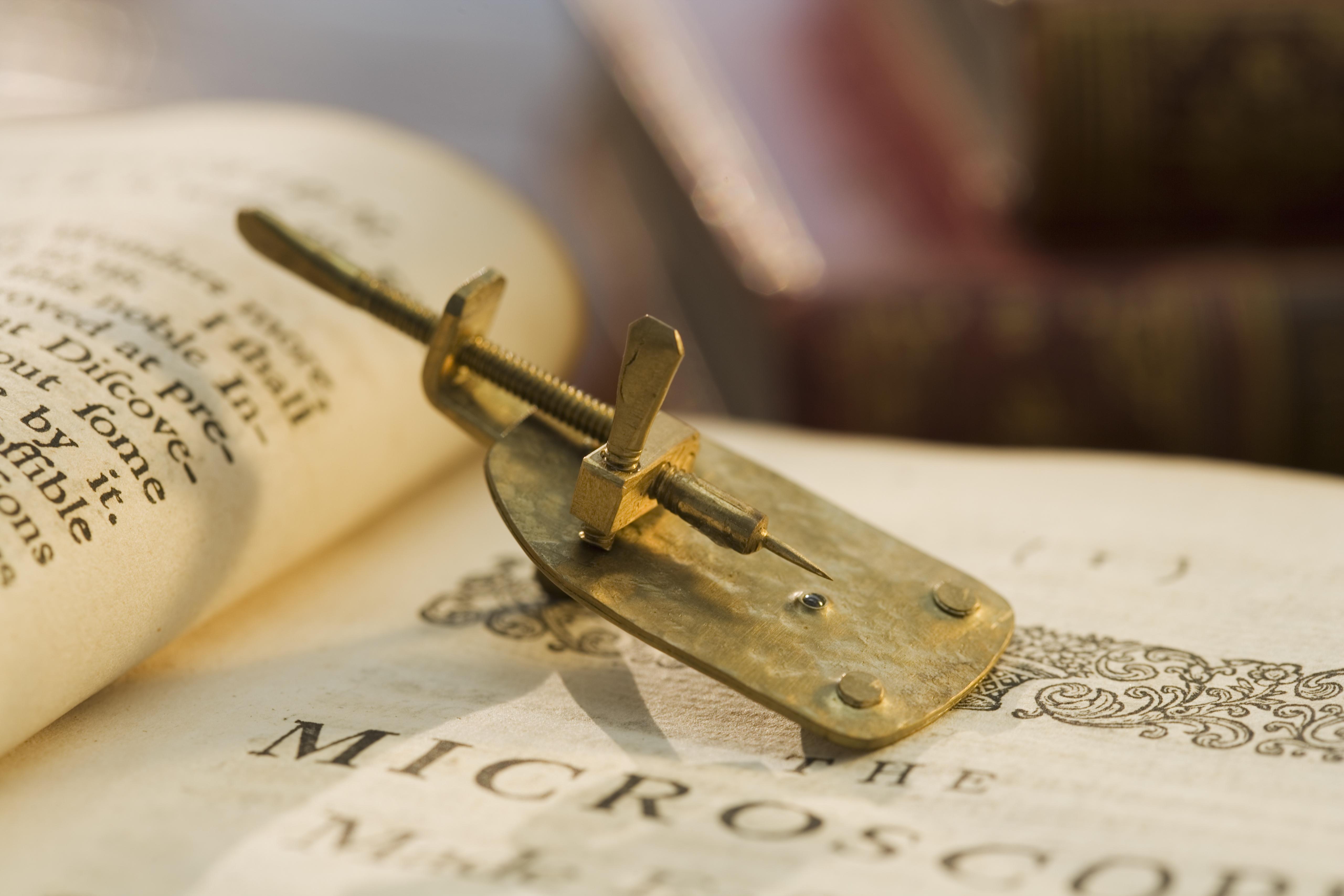 Appreciating van Leeuwenhoek: The Cloth Merchant Who Discovered Microbes