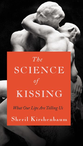 The Science of Kissing Book Cover