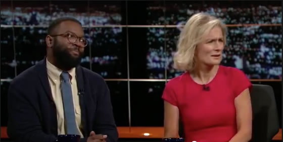 Baratunde Thurston and Zanny Minton Bedoes react to a particularly ignorant bit of antivaccine misinformation by Bill Maher. (February 13, 2015)