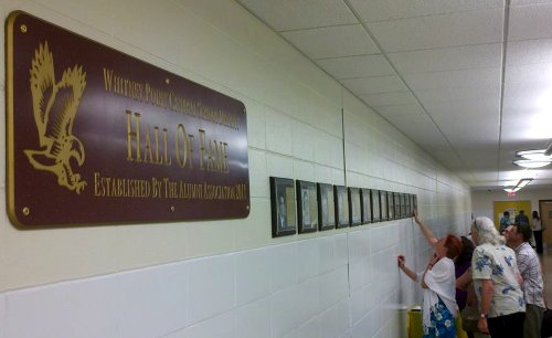 The Whitney Point Central School District Hall of Fame
