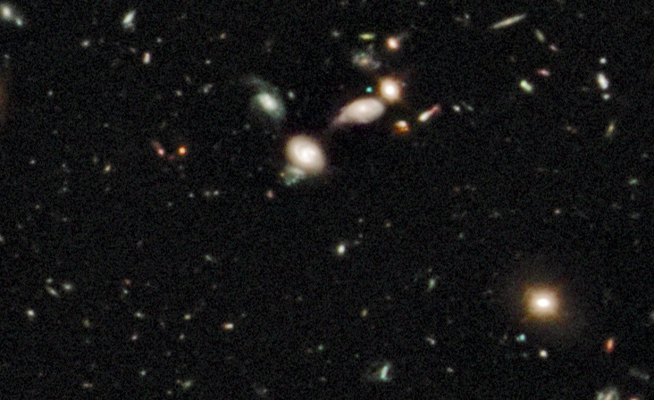 How Far Away is the Farthest Galaxy? | ScienceBlogs