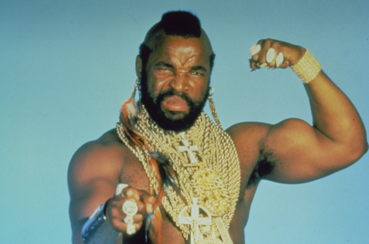Weekend Diversion How Did I Miss Mr T Doing This Scienceblogs