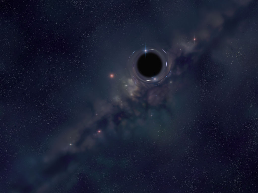 Why You'll Never Escape From A Black Hole | ScienceBlogs