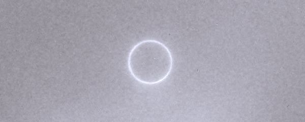 Annular eclipse of May 2012.