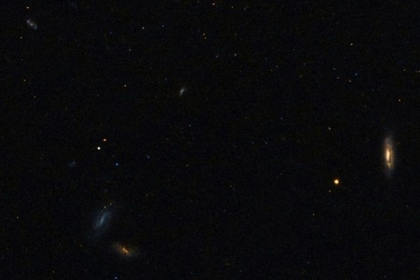 Distant Galaxies from Hubble.
