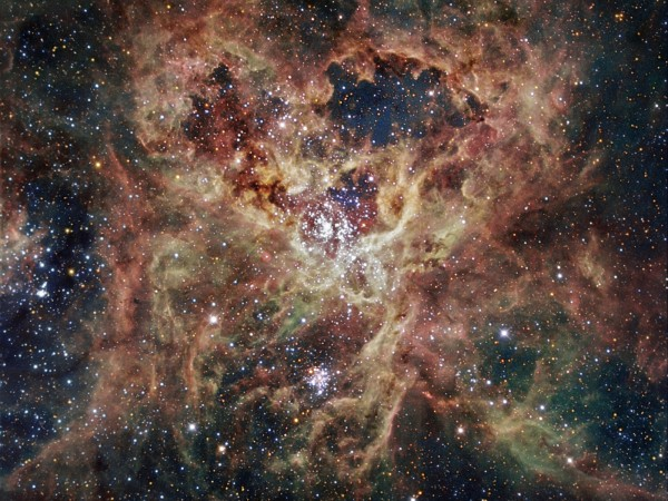 The Tarantula Nebula by ESO