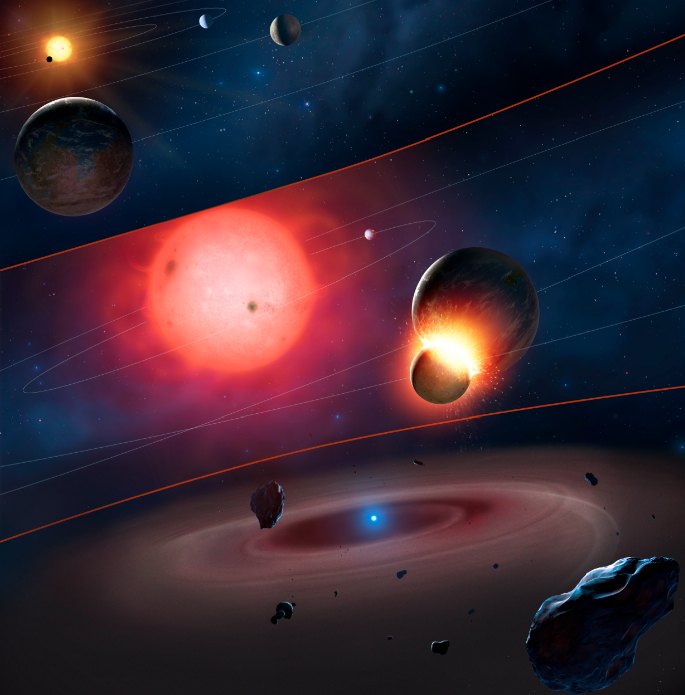 Where will we all be in 100 billion years? | ScienceBlogs