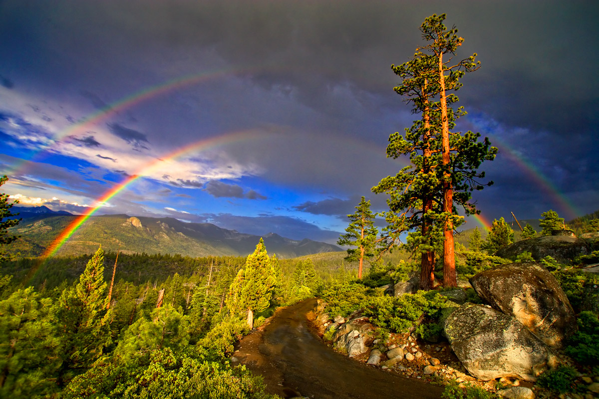 How many colors are really in a rainbow? | ScienceBlogs