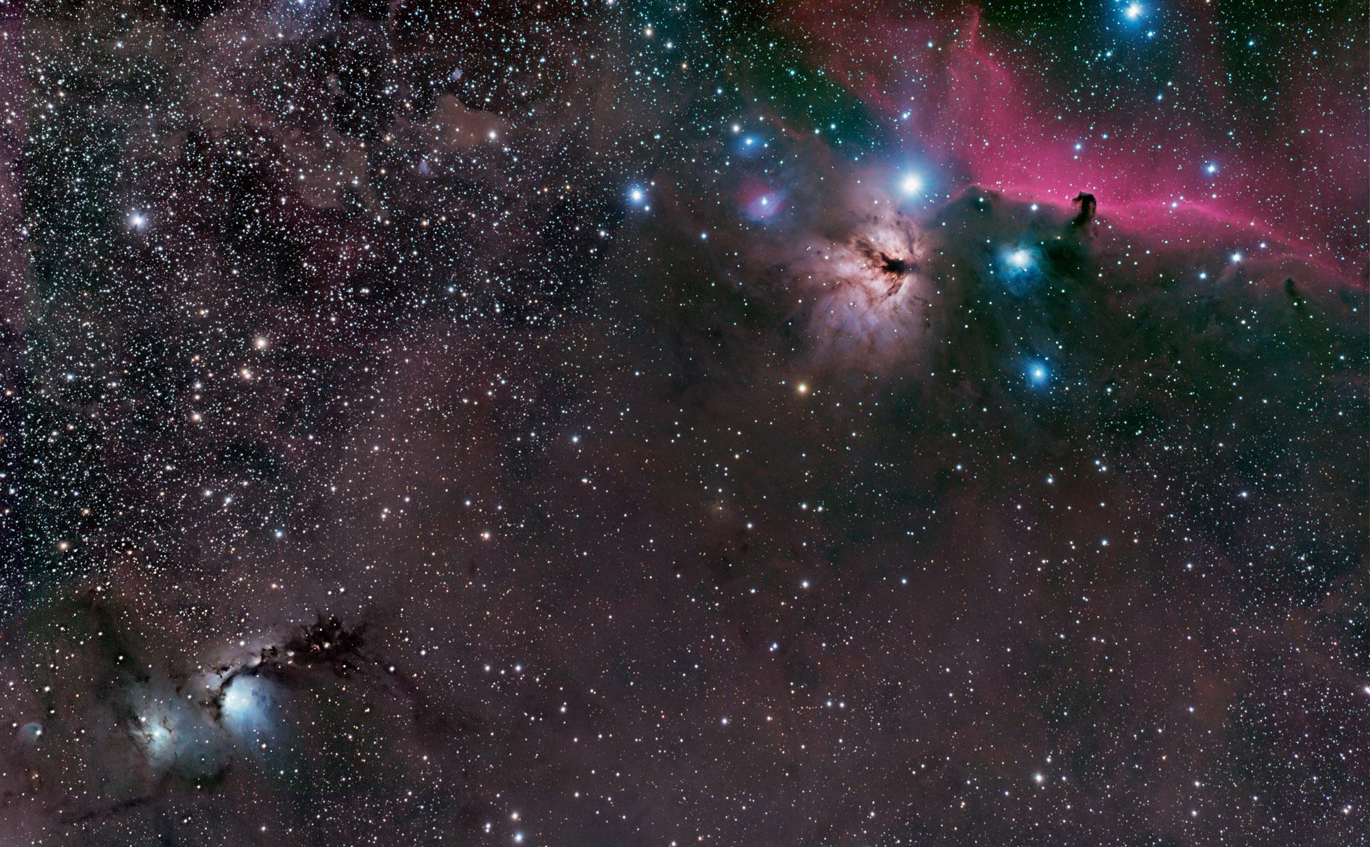 Messier Monday A Reflection Nebula M78