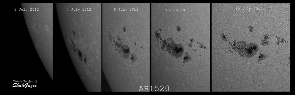 The Solar Storm of a Lifetime   ScienceBlogs