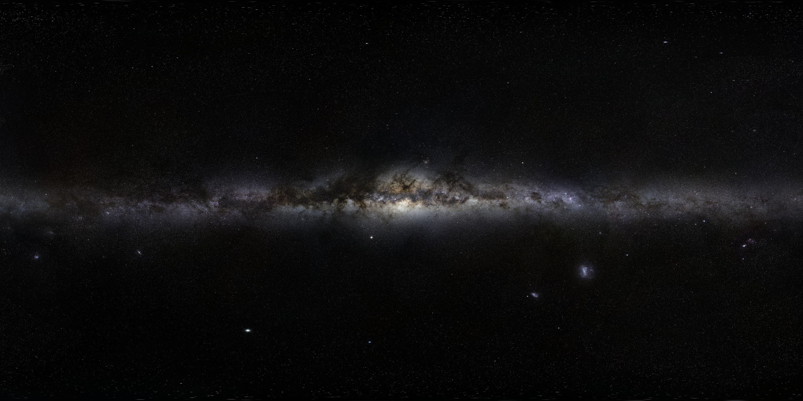 The Far Future Of Our Solar System Scienceblogs Universe Today Diagram Image Credit Eso S Brunier
