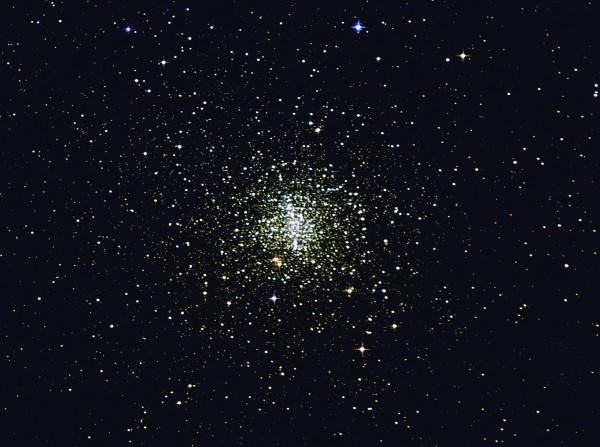 Image credit: John Nassr of Stardust Observatory, of Messier 4.