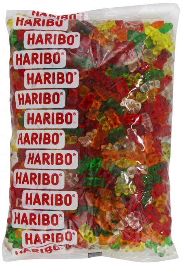 Image credit: Haribo candies, via http://www.amazon.com/.