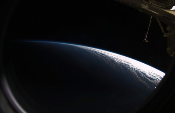 Image credit: NASA / International Space Station.