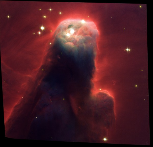 Image credit: NASA, H. Ford (JHU), G. Illingworth (UCSC/LO), M.Clampin (STScI), G. Hartig (STScI), the ACS Science Team, and ESA.