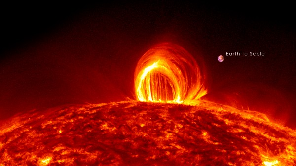 Image credit: NASA's Goddard Space Flight Center / SDO.