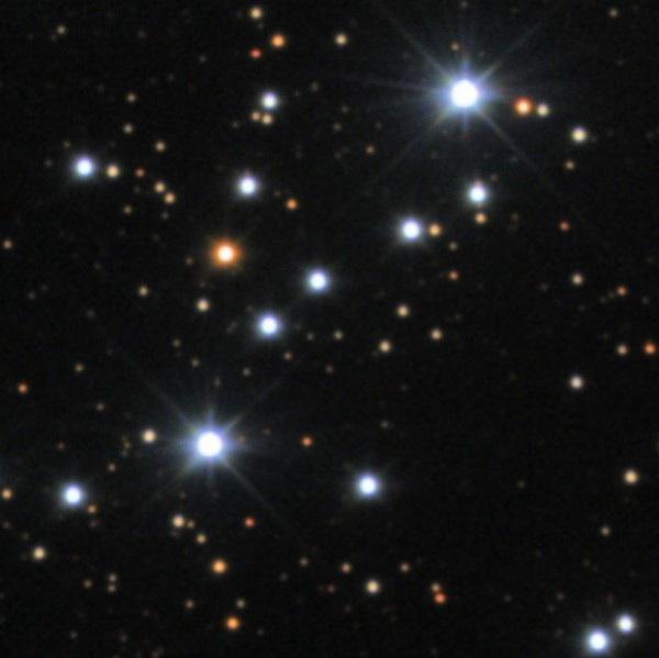 Image credit: Jim Misti of Misti Mountain Observatory, http://www.mistisoftware.com/astronomy/Clusters_m6.htm.