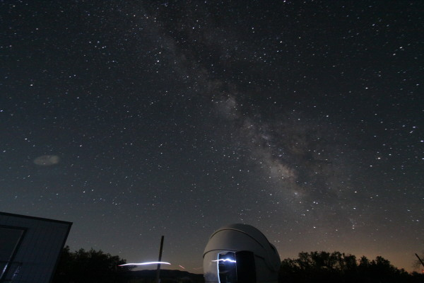Image credit: Fort Lewis College Observatory, via http://www.fortlewis.edu/.