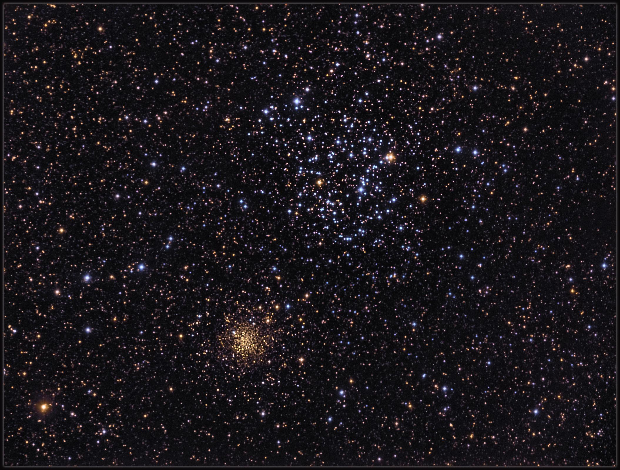 Созвездие близнецы на небе фото