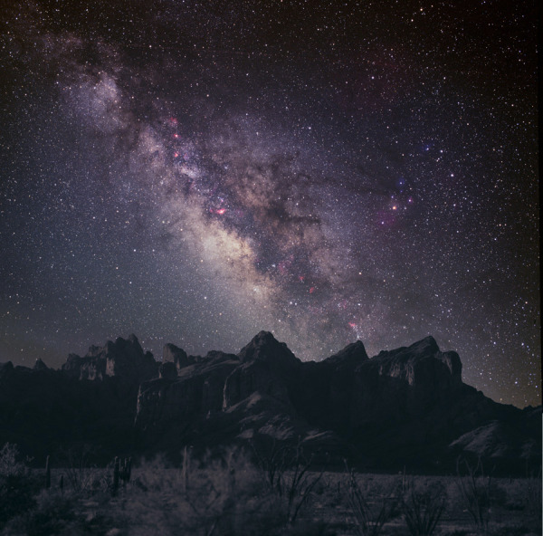 Image credit: Richard Payne, of Arizona Astrophotography.