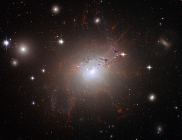 Image credit: Fabian et al./ESA/NASA, via https://www-xray.ast.cam.ac.uk/papers/ngc1275/.
