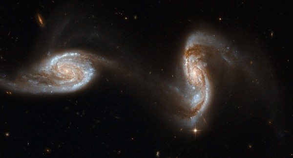 Image Credit: NASA, ESA, the Hubble Heritage (STScI/AURA)-ESA/Hubble Collaboration, and A. Evans (University of Virginia, Charlottesville/NRAO/Stony Brook University)