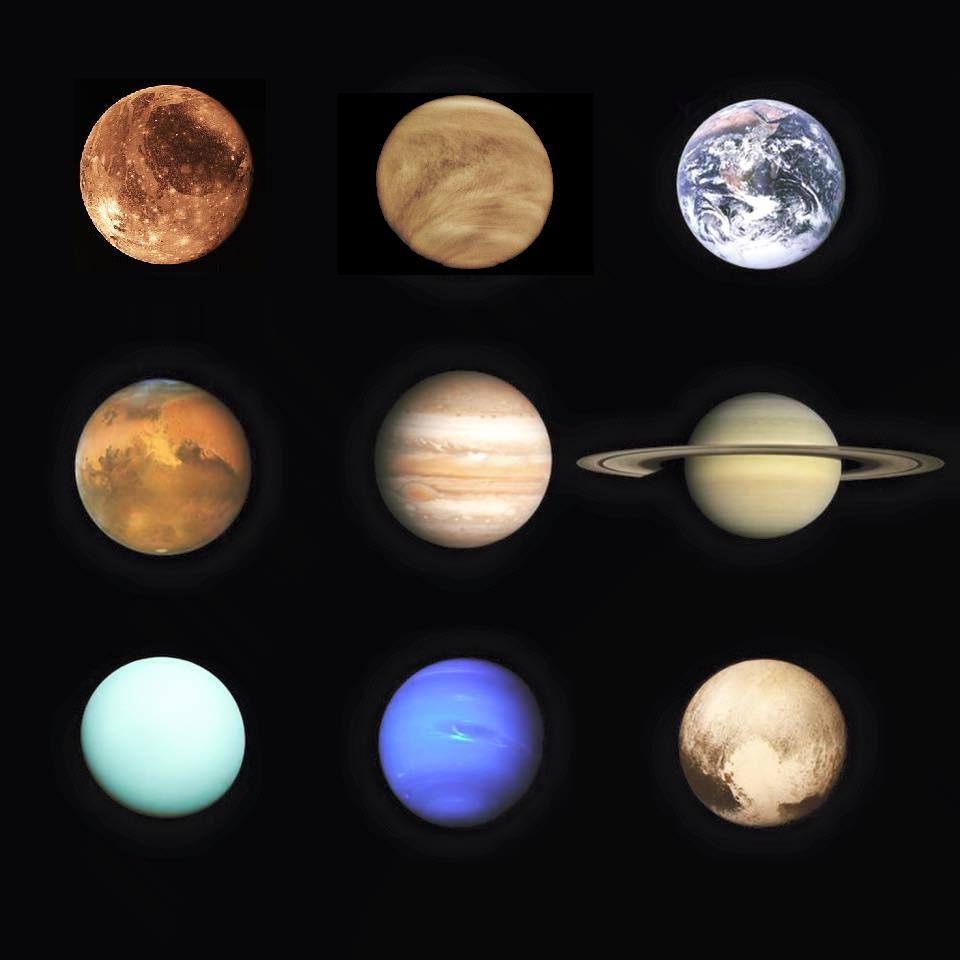 planets postage us postal service issues new solar system - 1023×742