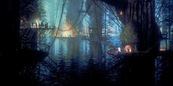 Image credit: Star Wars: Return of the Jedi, Lucasfilm, George Lucas, Bright Tree Village, used without permission. :P