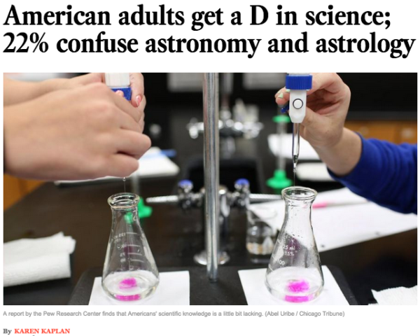 Image credit: screenshot from the LA Times at http://www.latimes.com/science/sciencenow/la-sci-sn-science-quiz-americans-pew-20150909-story.html.