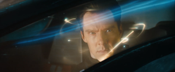 The transporting of John Harrison in Star Trek Into Darkness. Image credit: KANE2026 of scifiempire.net, lifted from the freely available movie trailer.