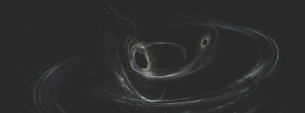 Although we've seen black holes directly merging three separate times in the Universe, we know many more exist. Here's where they must be. Image credit: LIGO/Caltech/MIT/Sonoma State (Aurore Simonnet).