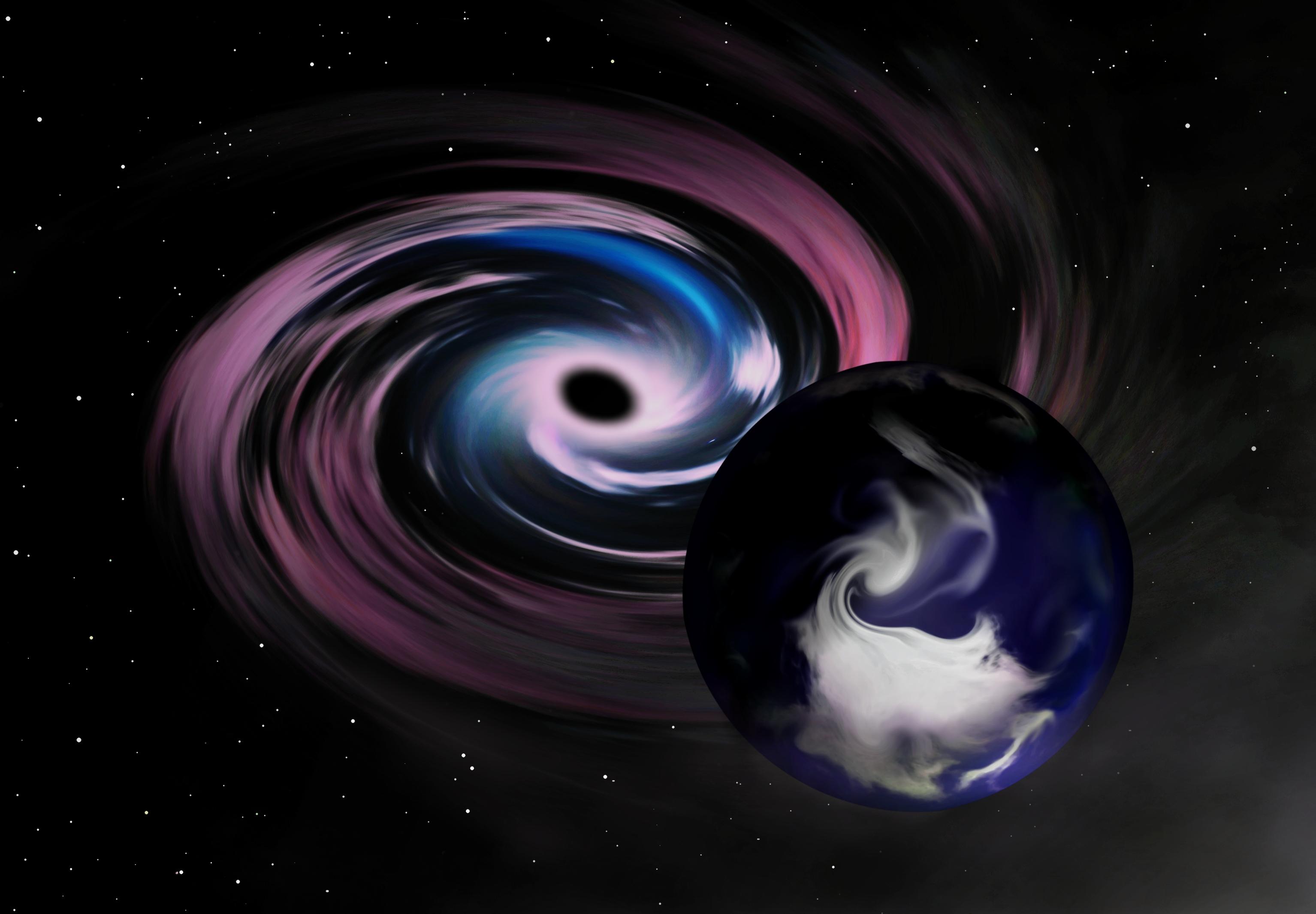 Guest Post: Black Holes, Quantum Information and Fuzzballs
